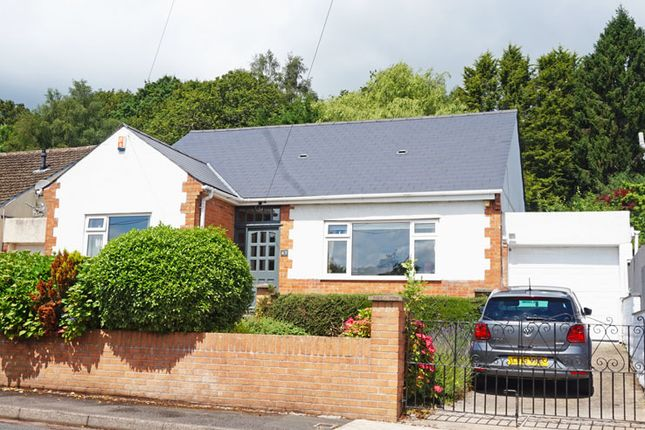 Thumbnail Detached bungalow for sale in The Avenue, Ystrad Mynach, Hengoed
