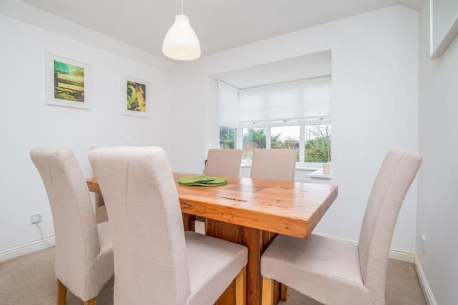 Dining Room Of Boothroyd Drive Leeds West Yorkshire LS6