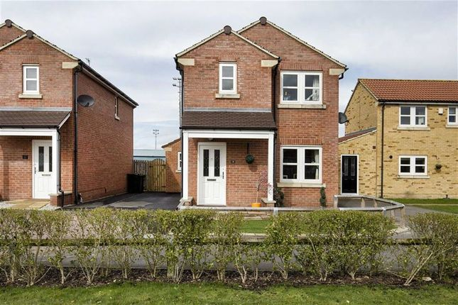 Thumbnail Detached house for sale in The Oval, Pudsey, West Yorkshire