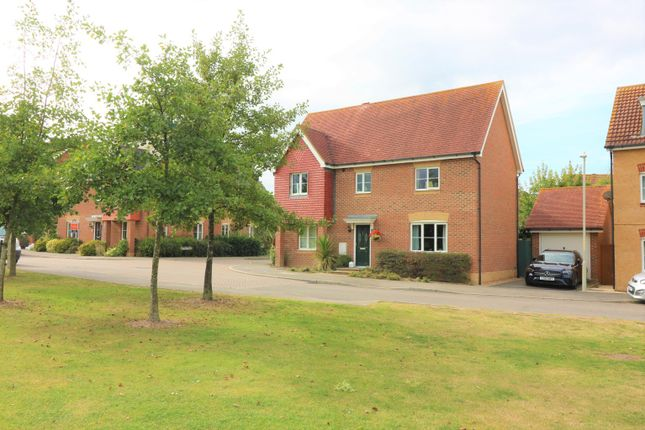 Thumbnail Detached house for sale in Collar Makers Green, Ash, Canterbury