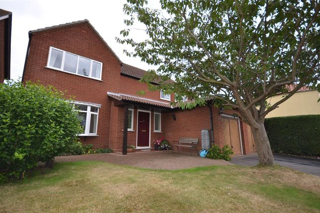 Thumbnail Detached house for sale in Staithe Road, Martham, Great Yarmouth