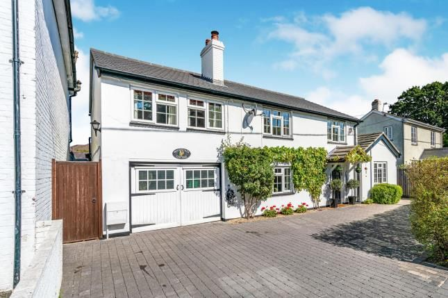 Detached house for sale in Southampton Road, Cadnam, Southampton