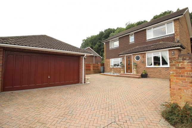Thumbnail Link-detached house to rent in Cranmore Lane, Aldershot