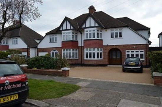 Thumbnail Property to rent in Leys Gardens, Cockfosters, Barnet