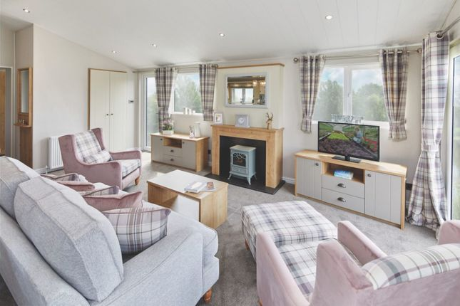 3 bed lodge for sale in Ribble Valley Country & Leisure Park, Lancashire BB7