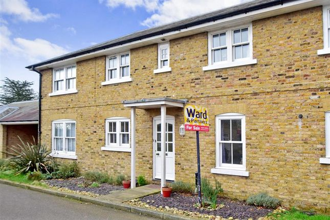Thumbnail Terraced house for sale in Herne Common, Herne Common, Kent