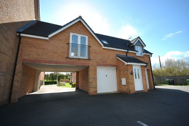 Thumbnail Flat to rent in Mare Close, Whitchurch, Shropshire