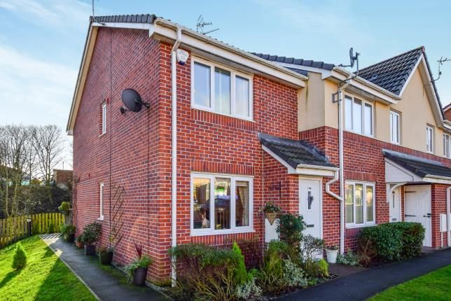 Thumbnail End terrace house for sale in Carrfield, Hyde, Greater Manchester, United Kingdom
