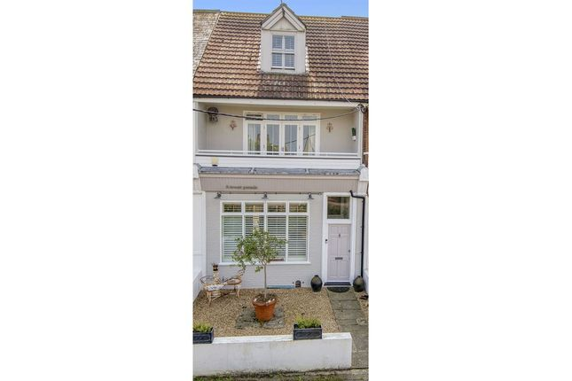 Thumbnail Terraced house for sale in Tower Parade, Whitstable