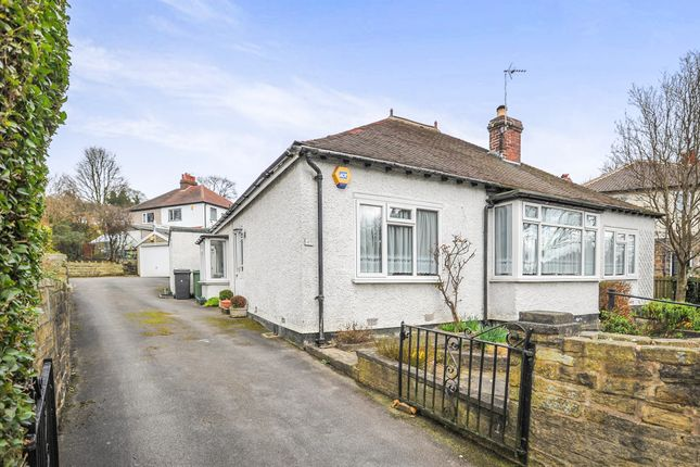 Thumbnail Detached bungalow for sale in Rufford Avenue, Yeadon, Leeds