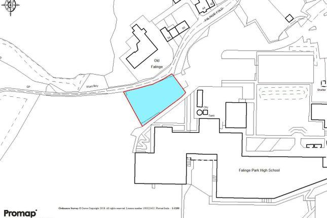 Thumbnail Land for sale in Fallinge, Rochdale