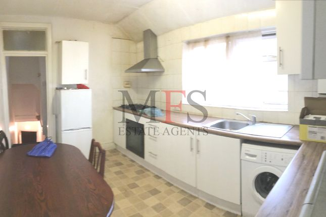 Thumbnail Maisonette to rent in Hammond Road, Southall
