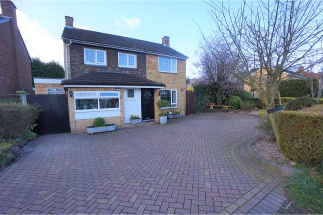 Thumbnail Detached house for sale in Heath Croft Road, Sutton Coldfield