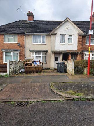 101 Sidcup Road, Birmingham, West Midlands B44