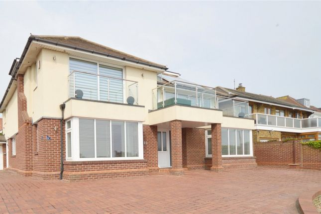 Thumbnail Flat for sale in Thorpe Esplanade, Thorpe Bay, Essex