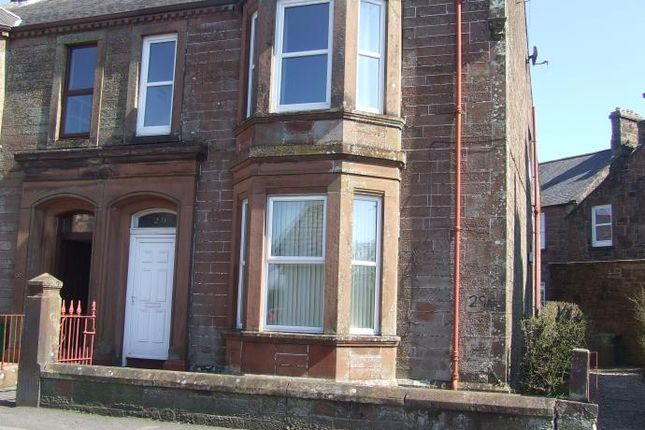 1 bed flat to rent in Station Road, Annan DG12