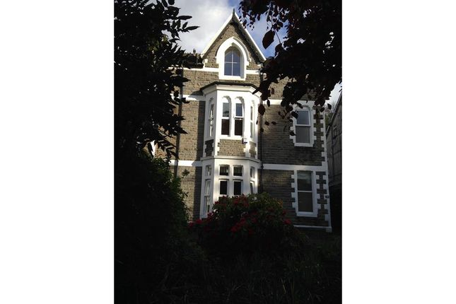 Semi-detached house to rent in Tyfica Crescent, Pontypridd