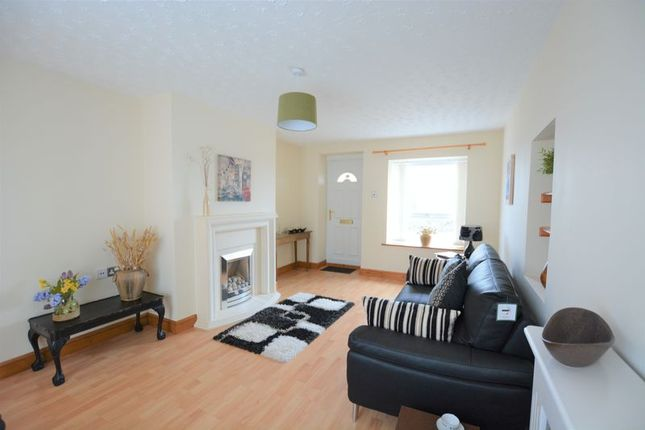 Thumbnail Terraced house to rent in Woodlea Grove, Goose Butts, Cleator Moor