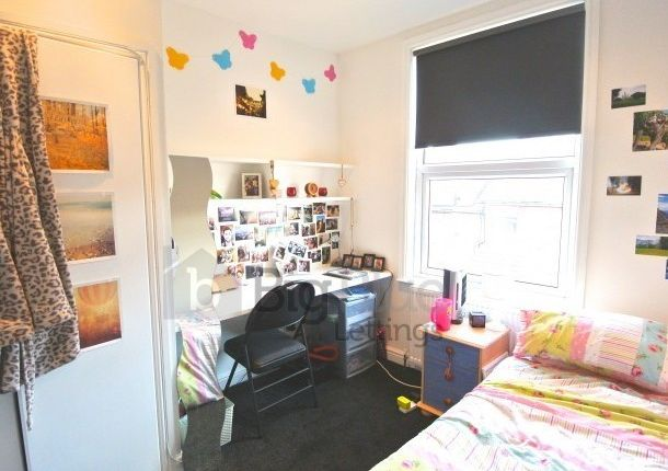Thumbnail Terraced house to rent in Chestnut Avenue, Hyde Park, 7 Bed, Leeds