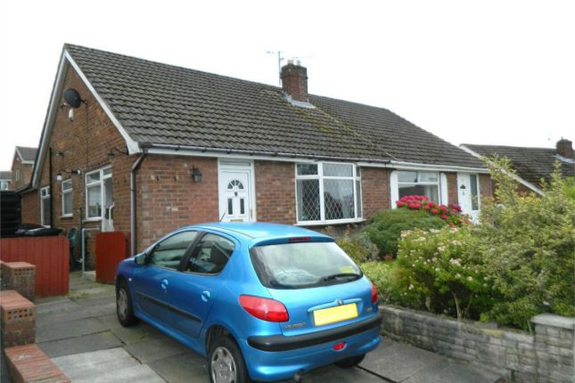 Thumbnail Semi-detached bungalow for sale in Ferndown Road, Harwood, Bolton, Lancashire