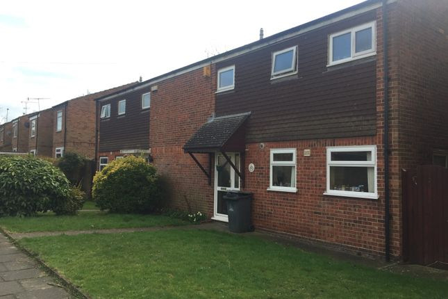 Thumbnail End terrace house to rent in Jessica Mews, Canterbury, Kent