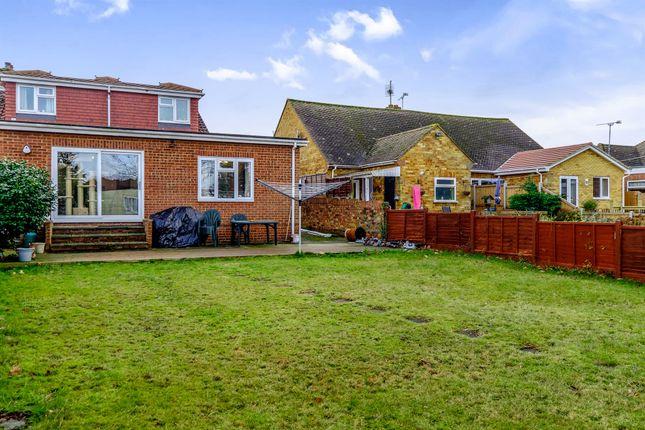 Thumbnail Semi-detached house for sale in Fairview Avenue, Rainham, Gillingham