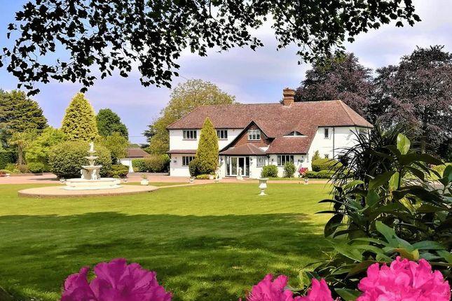 Thumbnail Detached house for sale in Rushmore Hill, Knockholt, Sevenoaks, Kent