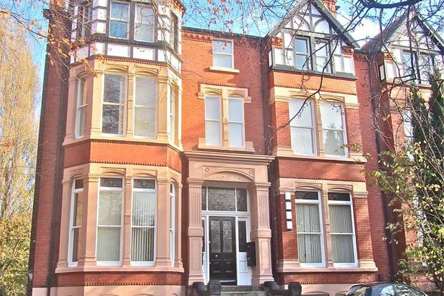 Thumbnail Detached house to rent in Greenbank Drive, Liverpool, Merseyside