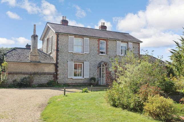 Thumbnail Detached house for sale in Droxford, Southampton
