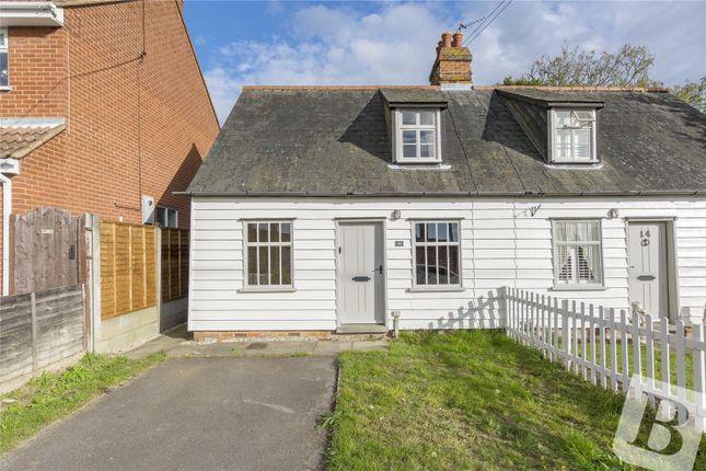 Thumbnail Cottage to rent in Kelvedon Road, Wickham Bishops
