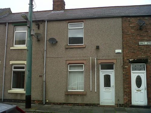 Thumbnail Terraced house to rent in Davy Street, Ferryhill, Co-Durham