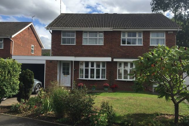 Thumbnail Property to rent in Barley Close, Rugby