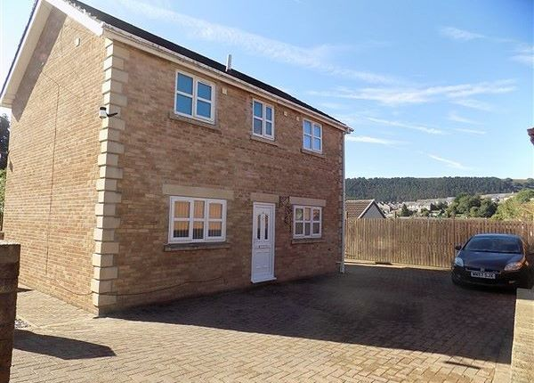 Thumbnail Detached house for sale in Tillery Road, Abertillery
