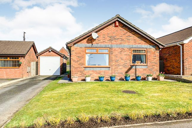 Thumbnail Detached bungalow for sale in Crymlyn Parc, Skewen, Neath