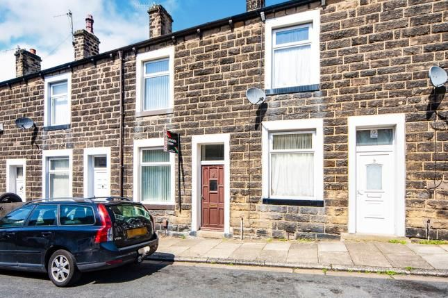 Front of Cleveland Street, Colne, Lancashire BB8