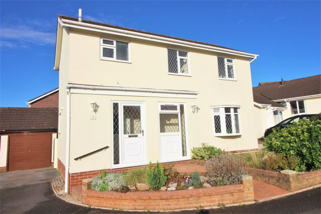 3 bed detached house for sale in Fox Tor Close, Paignton TQ4