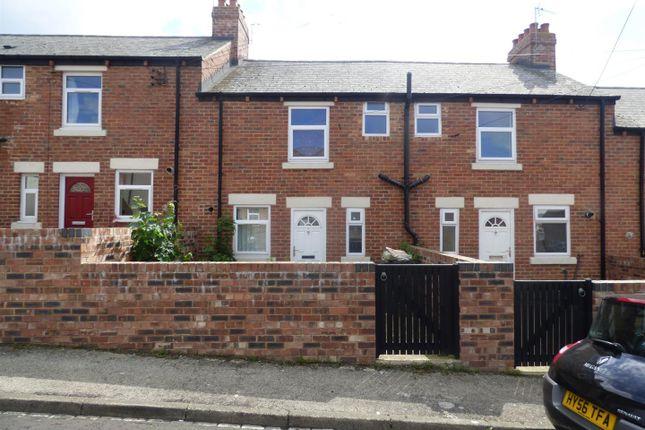 2 bed terraced house for sale in Thorpe Street, Easington Colliery, Peterlee