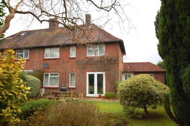Thumbnail Semi-detached house for sale in Parklands, Maresfield, Uckfield, East Sussex