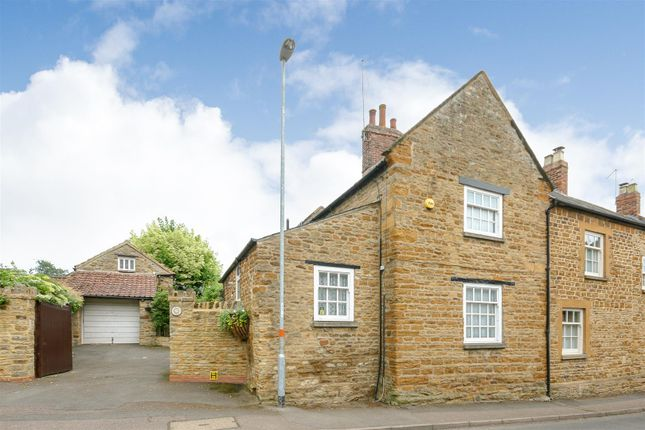 Thumbnail Cottage for sale in High Street, Weston Favell, Northampton