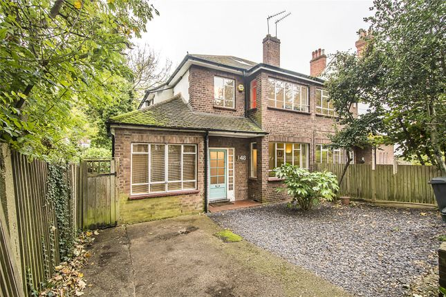 Semi-detached house for sale in Fox Hill, London