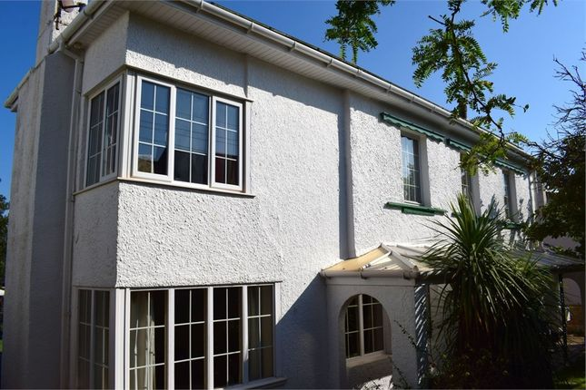 Thumbnail Detached house for sale in West Hill, Budleigh Salterton