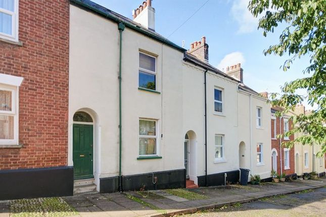Thumbnail Town house to rent in Sandford Walk, Exeter