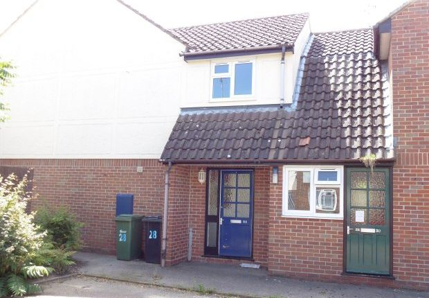 Thumbnail Flat to rent in Pryor Close, Witham