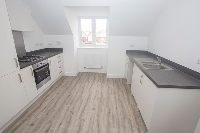 2 bedroom flat for sale in 5 Primrose Court, Colden Common