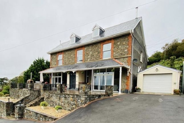 Thumbnail Detached house for sale in 17 Penrhiwgoch, Baglan, Port Talbot.