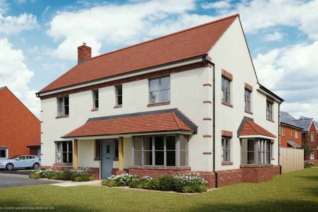 Detached house for sale in Nup End, Ashleworth, Gloucester