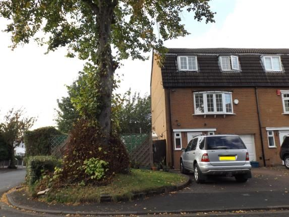 Thumbnail Terraced house for sale in Heyes Leigh, Heyes Drive, Timperley, Altrincham