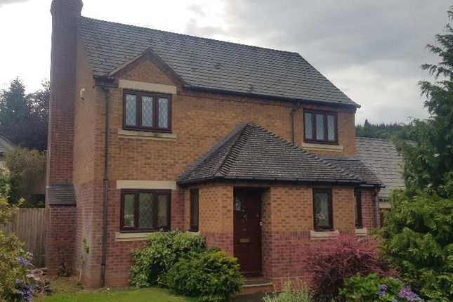 Thumbnail Detached house for sale in 24 Offas Green Norton, Presteigne LD8,