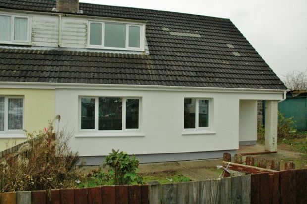 Thumbnail Semi-detached house to rent in Beeches, Llandysul, Ceredigion