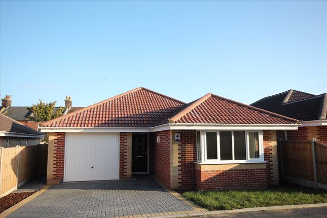 Thumbnail Bungalow for sale in Dairy Meadow, Chamberlain Avenue, Walton-On-The-Naze